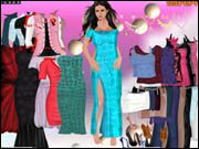 Adriana Lima Dress Up Game