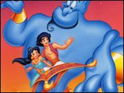 Aladdin Online Coloring