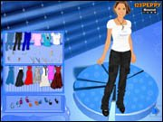 Ashley Judd Dress Up Game