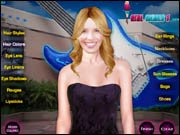 Ashley Scott Dress Up