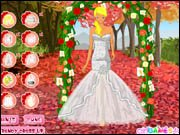Autumn Wedding Dress Up