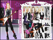 Avril Lavigne Dress Up 2