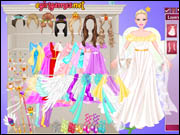 Barbie Angel Bride