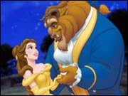 Beauty and the Beast Online Coloring