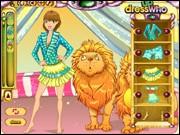Brave Lion Tamer