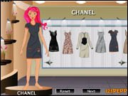 Chanel Dress Up