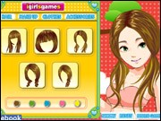 Cute Indian Girl Makeover