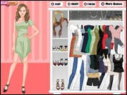 Emma Watson Dress Up Game