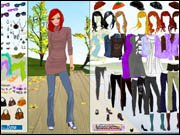 Fall Style Fashion Dress Up