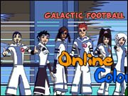 Galactic Football Online Coloring