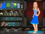 Gena Lee Nolin Dress Up
