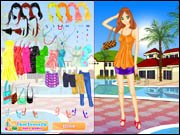 Holiday Girl Dress Up 2
