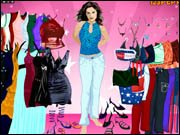 Katie Holmes Dress Up Game