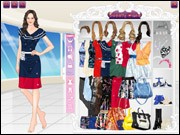 Leighton Meester Dress Up Game