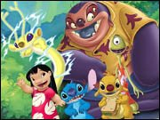 Lilo and Stitch Online Coloring