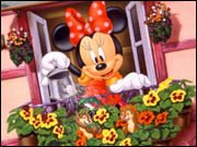 Minnie Mouse Online Coloring