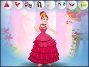Princess Prom Dress Up