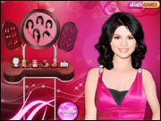 Selena Gomez Dress Up Game 2