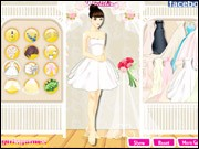 Summer Bride Dress Up