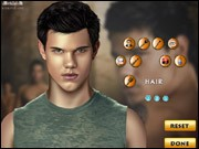 Taylor Lautner Make Up