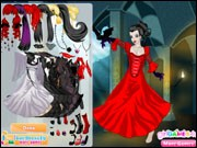 Vampire Lady Dress Up